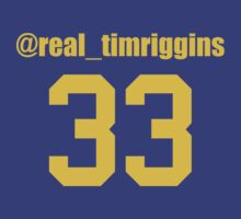 @Real_TimRiggins by Cookiejr93
