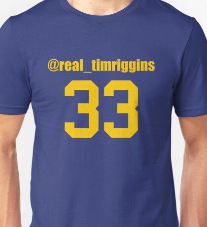 @Real_TimRiggins Unisex T-Shirt