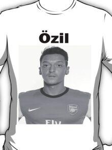 Mesut Ozil Arsenal T-Shirt T-Shirt