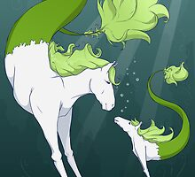 Creature Feature - The Hippocamp by TheWhaleBaby