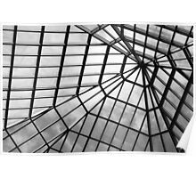 Glass Ceiling Poster