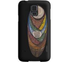 Una Barca (Black) Samsung Galaxy Case/Skin