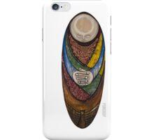 Una Barca (White) iPhone Case/Skin