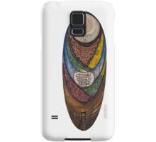 Una Barca (White) Samsung Galaxy Case/Skin