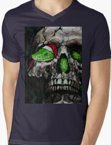 Ho, Ho, Ho.... Mens V-Neck T-Shirt