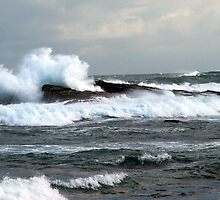 Mother Nature's Fury by JenniferEllen