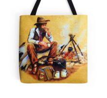 The Swagman Tote Bag
