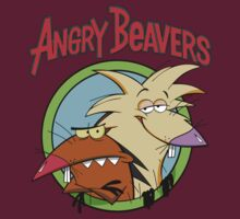 The Angry Beavers by angrymen