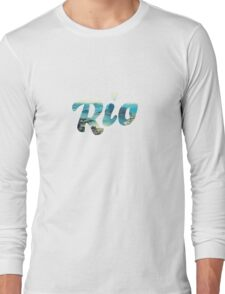Summer Rio Long Sleeve T-Shirt