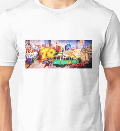 Melburn Unisex T-Shirt