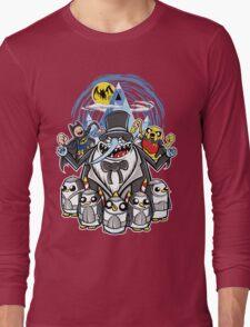 Penguin Time Long Sleeve T-Shirt