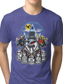 Penguin Time Tri-blend T-Shirt