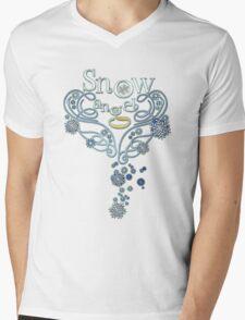 The Wings of a (Thomas J.) Snow Angel Mens V-Neck T-Shirt