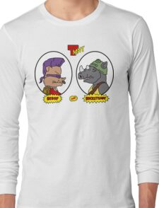 Bebop and Rocksteady Long Sleeve T-Shirt