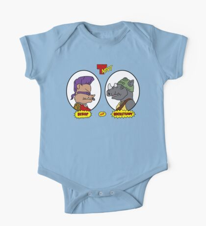 Bebop and Rocksteady Kids Clothes