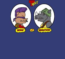 Bebop and Rocksteady Unisex T-Shirt