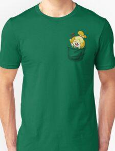 Isabelle Pocket Tee Unisex T-Shirt