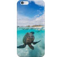 Honu at Kua Bay  iPhone Case/Skin