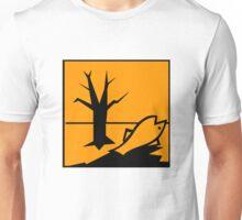 Dangerous for the Environment Hazard Symbol Unisex T-Shirt