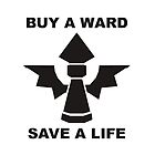 Buy a ward - save a life! by MemStack