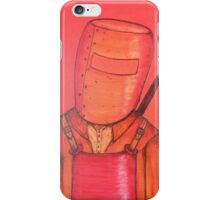 """Red Ned"" Australia; Phone case iPhone Case/Skin"