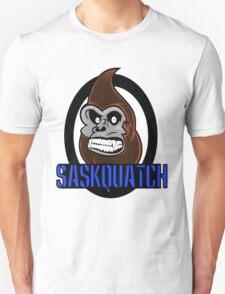Saskquatch Blue T-Shirt