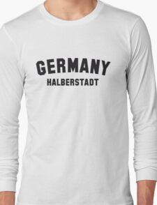 GERMANY HALBERSTADT Long Sleeve T-Shirt