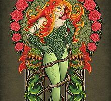 Pretty Poison - Print by TrulyEpic