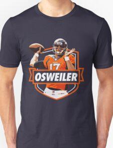 Brock Osweiler - Denver Broncos Unisex T-Shirt