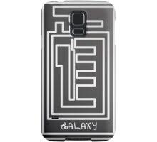 Abstract Mess Samsung Galaxy Case/Skin