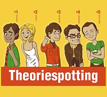 Theoriespotting by 2mzdesign