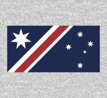 Australia Flag Proposal 2 by cadellin