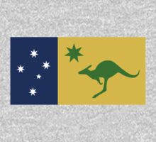 Australia Flag Proposal 6 by cadellin