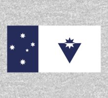 Victoria Flag Proposal by cadellin