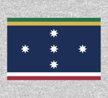 Australia Flag Proposal 11 by cadellin