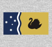 West Australia Flag Proposal 2 by cadellin