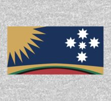 Australia Flag Proposal 17 by cadellin