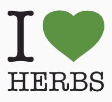 I ♥ HERBS Kids Clothes