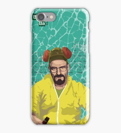 Breaking Bad, Walter White Samsung Case iPhone Case/Skin