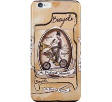 Mr Frederick Mercury iPhone Case/Skin
