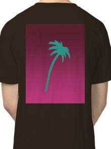 Hotline Miami palmtree Classic T-Shirt
