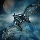 Moon Bat by Amanda Ryan