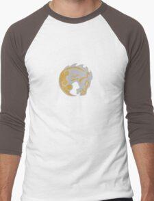 Bucking Bronco Vigor Men's Baseball ¾ T-Shirt