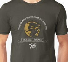 Bucking Bronco Vigor Unisex T-Shirt