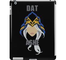 Ashe iPad Case/Skin