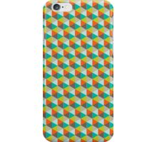Retro geometric iPhone Case/Skin