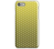 Flower of Life - Gold iPhone Case/Skin
