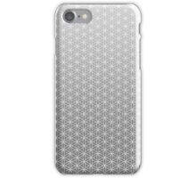 Flower of Life - Silver iPhone Case/Skin