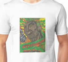 Afro Colors - Abstract Painting Unisex T-Shirt