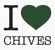 I ♥ CHIVES Kids Clothes